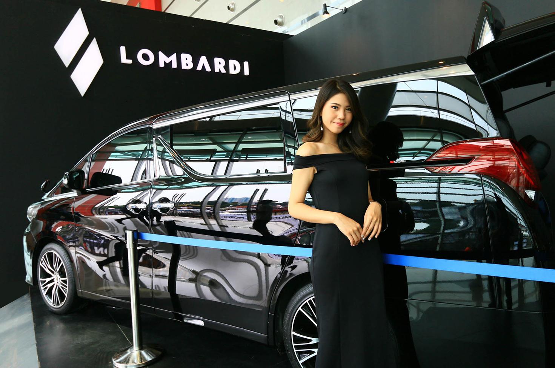 Lombardi Hadirkan Interior Mobil Mewah Yang Beri Ruang Privasi Travelmaker Indonesia